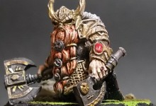 Avatar of War : Dwarf Lord