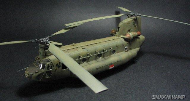 1/72 RSAF Chinook
