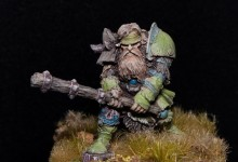 Enigma Miniatures: Brom – Hard Bark
