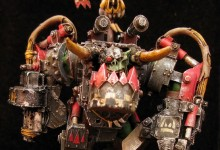 Games Workshop: Ork Warlord