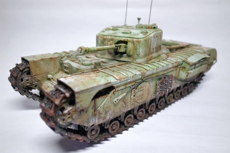 Tamiya 1/35 Mk.VII