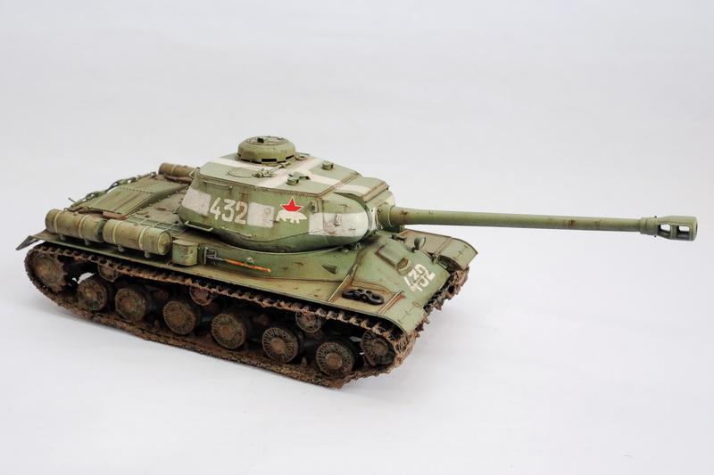 1/35 Tamiya JS-2 Russian Heavy Tank