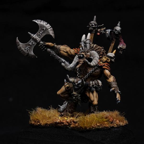 Beastman Warchief