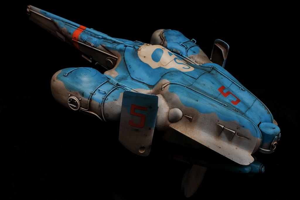 """Hasegawa 1/35 Lunadiver Stingray """"555"""""""