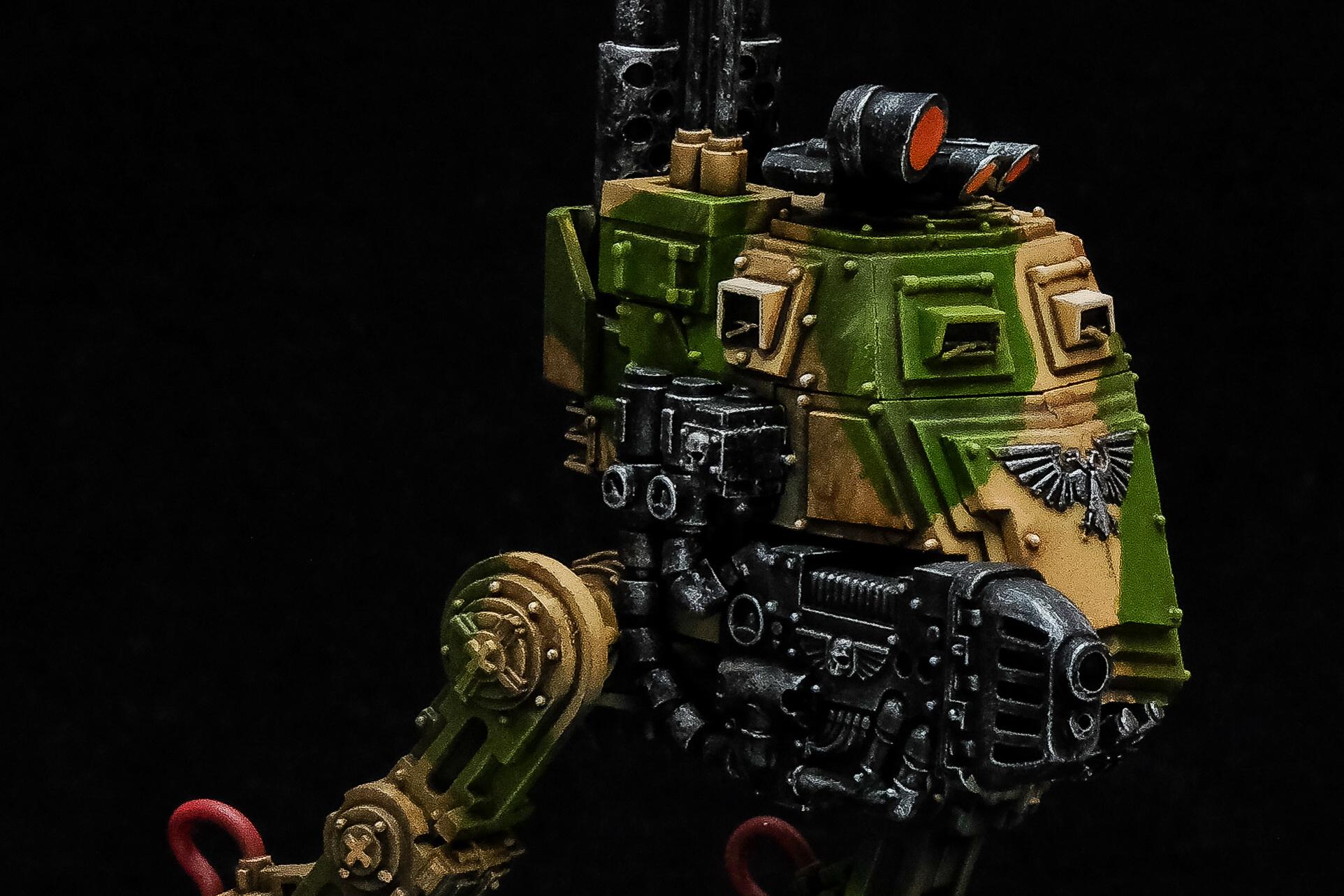 The Sentinel (Warhammer)
