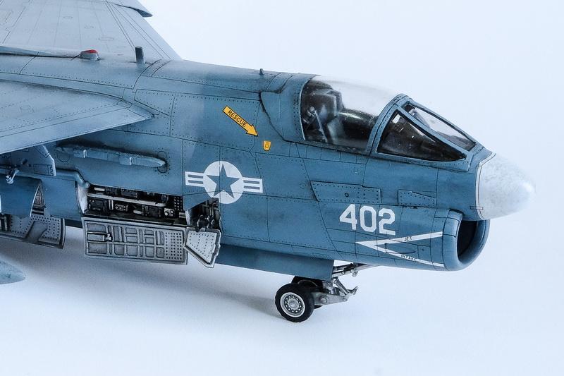 HobbyBoss 1/48 A-7E Corsair II