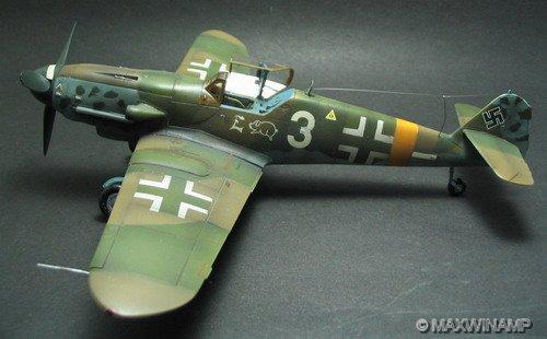 BF109G-10 (1/48 Hasegawa)