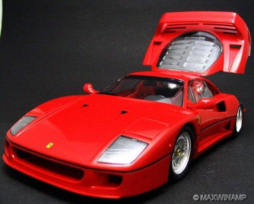 Ferrari F40 (Tamiya 1/24)