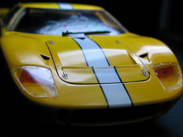 Fujimi 1/24 Kojima Racing Ford GT40