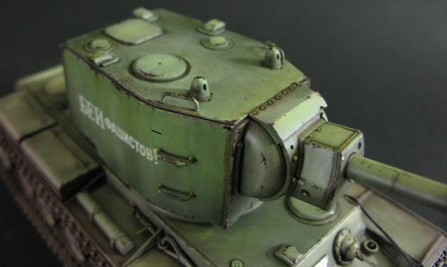 Tamiya 1/48 KV-2 GIGANT
