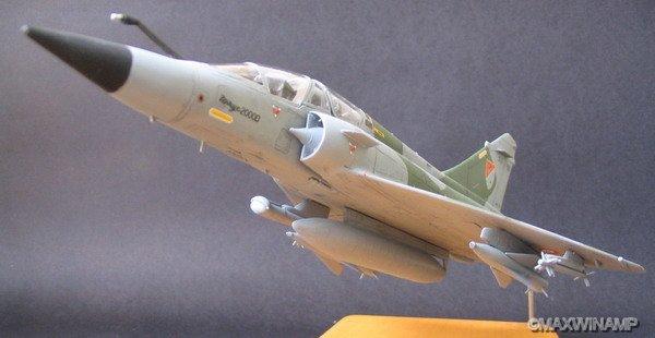 Mirage 2000D (Italeri 1/72)