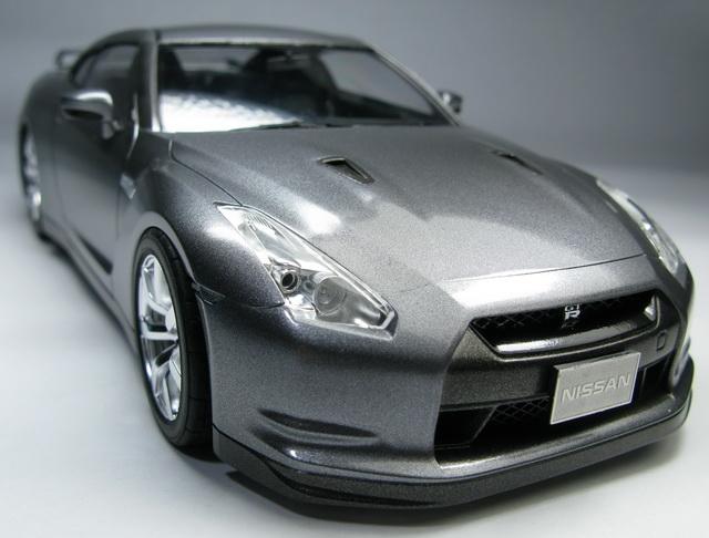 Tamiya 1/24 Nissan GT-R35