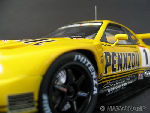 Tamiya Pennzoil Nismo GT-R