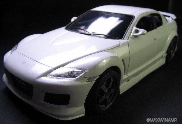 Mazda Rx-8 (Fujimi 1/24)