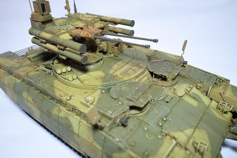 "1/35 RUSSIAN ""TERMINATOR"" BMPT (Meng-Model)"
