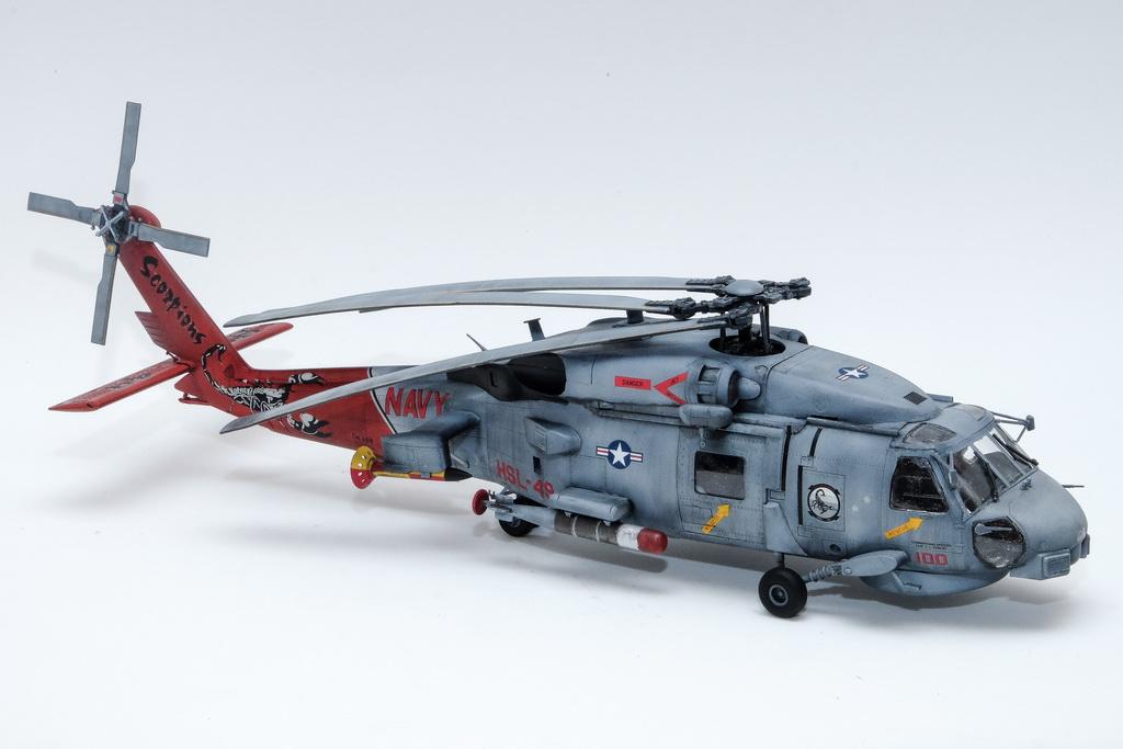 REVELL 1/48 SH-60B SEAHAWK