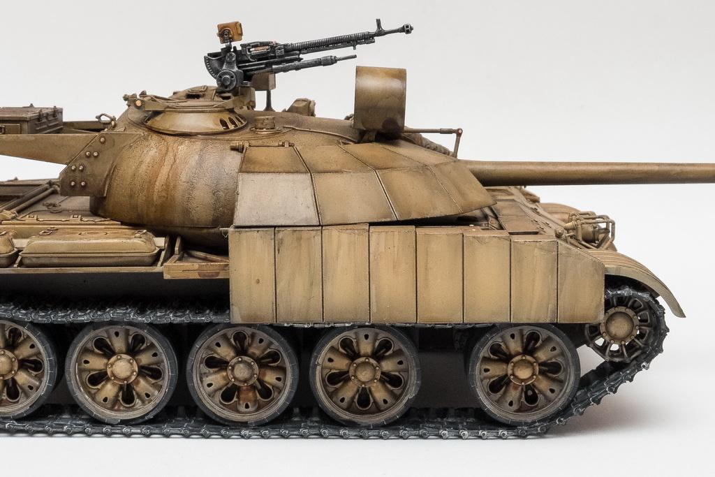 Tamiya 1/35 T-55 Enigma Tank