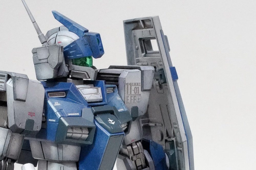 Bandai 1/100 MG GM Dominance