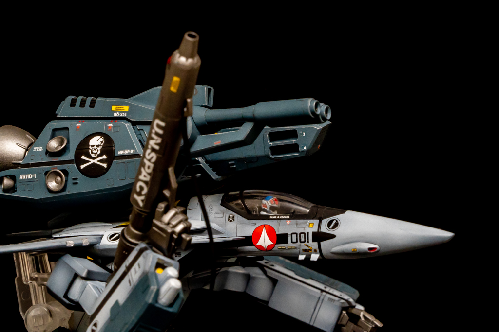 Hasegawa 1/72 Macross VF-1S Super/Strike Gerwalk Valkyrie