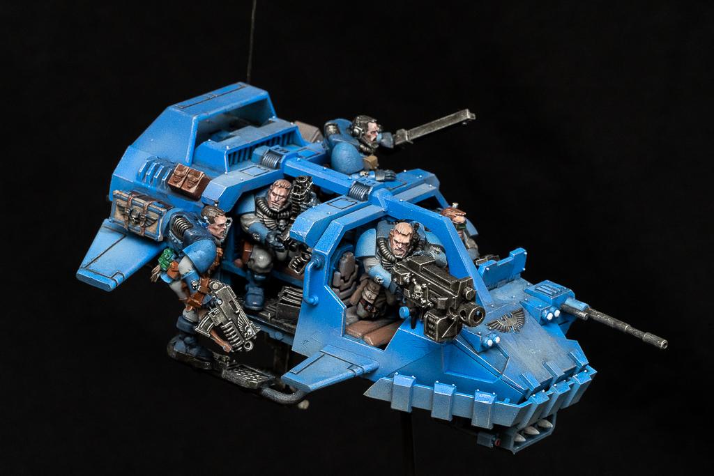 Warhammer 40k Dreadnought & Land Speeder