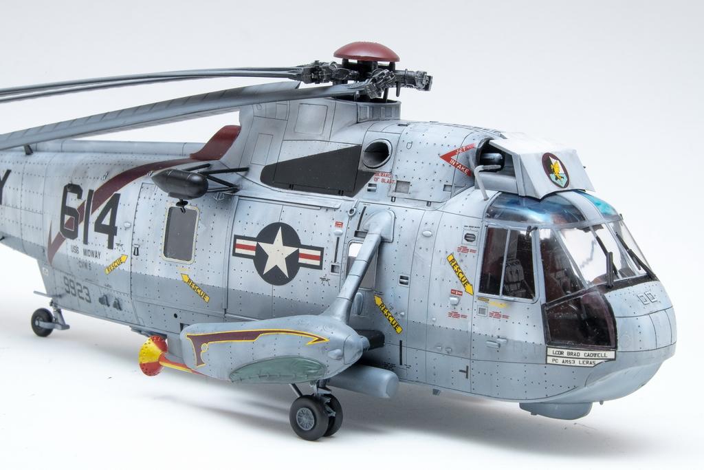 Hasegawa 1/48 SH-3H Sea King
